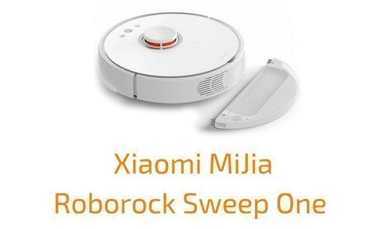Обзор Xiaomi Mi Roborock Sweep One S50